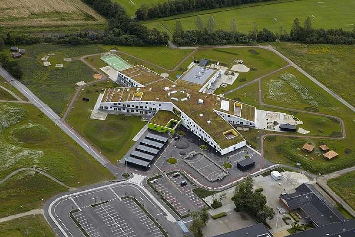 Tjørring Skole og ny institution   Friis & Moltke