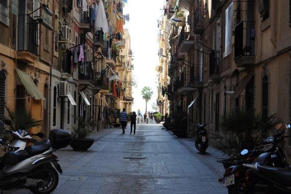 Barceloneta Print by RyanolanPhotography on Etsy, $75.00