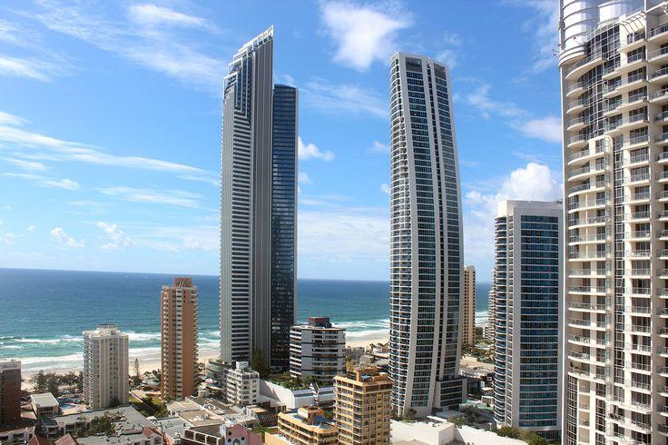 Luxury 2 bedroom apartments at Orchid Residences, Surfers Paradise Hotel Apartments #goldcoast #accommodation #luxury #holiday #hotel #sufersparadise