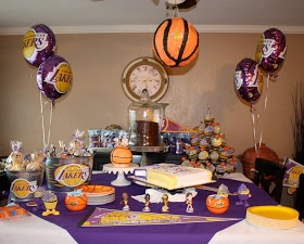 Lakers Party