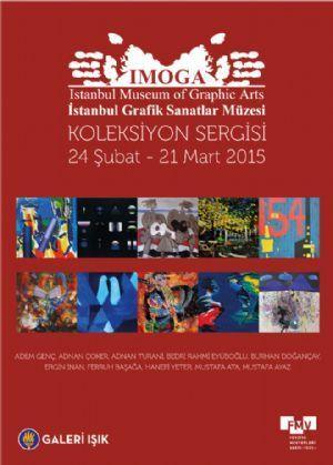 IMOGA nın Koleksiyon Sergisi Galeri Işıkta