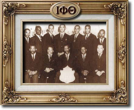 Iota Phi Theta Fraternity, Inc The founders of Iota Phi Theta were: Albert Hicks, Lonnie Spruill, Jr., Charles Briscoe, Frank Coakley, John Slade, Barron Willis, Webster Lewis, Charles Brown, Louis Hudnell, Charles Gregory, Elias Dorsey, Jr., and Michael Williams.