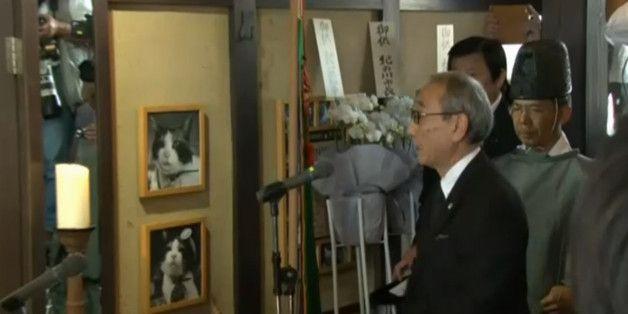「たま駅長」社葬に3000人 「日本の地方鉄道を救った」社長が弔辞(詳報)