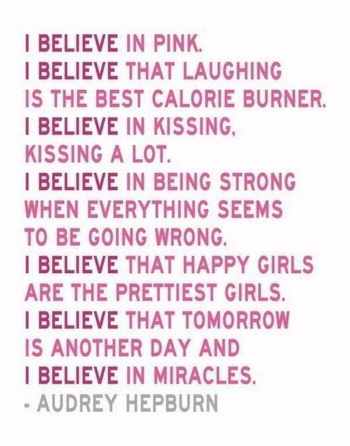 quoteLife, Inspiration, Audrey Hepburn, Audreyhepburn, Pink, Things, Favorite Quotes, Living, Hepburn Quotes