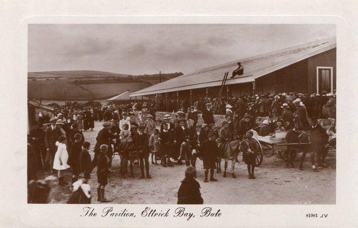 The Pavilion, Ettrick Bay (no date).