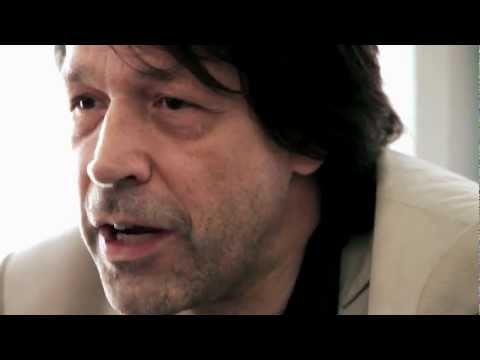 Peter Saville, find yourself in situations which are challenging where there is some kind of oppressive status quo,... that's avant garde