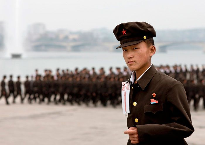 Эрик Лаффорг, КНДР, азия, бедность, жизнь, общество, запреты, люди, Корея, Северная
