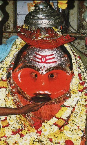 Ujjain: Here Lord Mahakaleswar also present in the form of Mahabhairav. Kal bhairav temple present on the banks of Kshipra river. The temple looks like a fort.Here devotees offer Karanam (Alchohol) to Kal Bhairav. He will drink Sura offered to him in a bowl. Patala Bhairavi mandir also present here in the same campus.