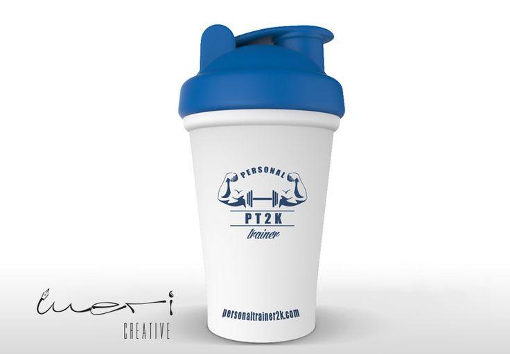 PT2K (Personal Trainer Kaan Kılıçarslan) için yaptığımız Shaker Tasarımı