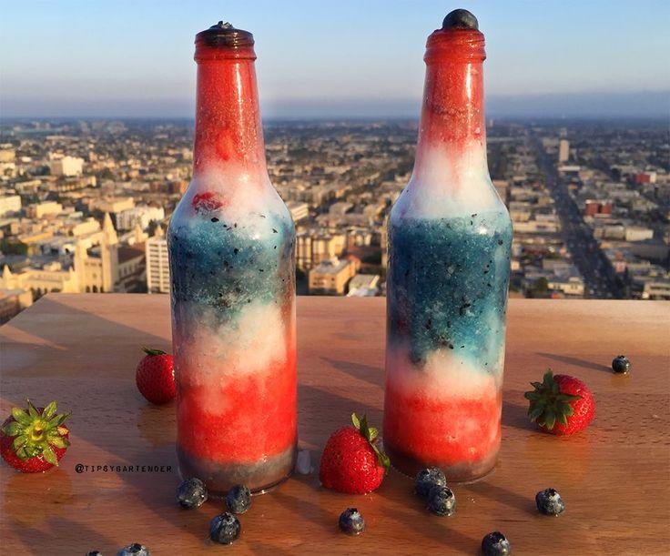 yummy 4th of july drinks