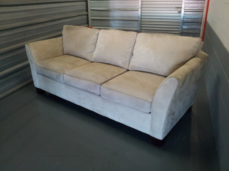 how to clean microfiber couch arms