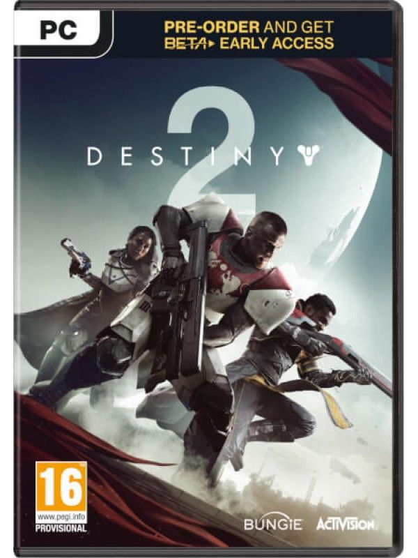 PRE-ORDER: Destiny 2 + Pre-Order Bonus (PC)