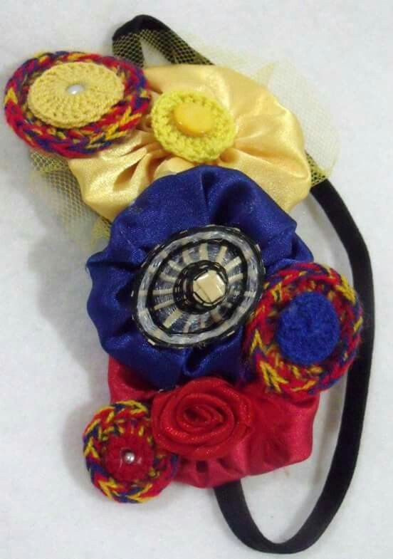 Colombia headband!