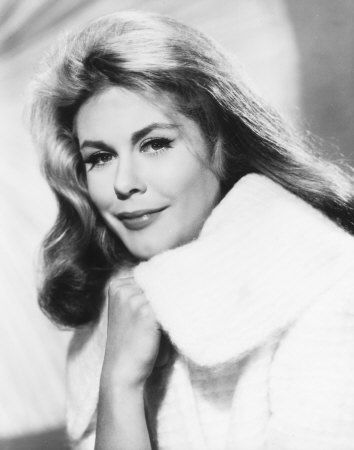 Elizabeth Montgomery-Bewitched and Robert Montgomery's daughter.