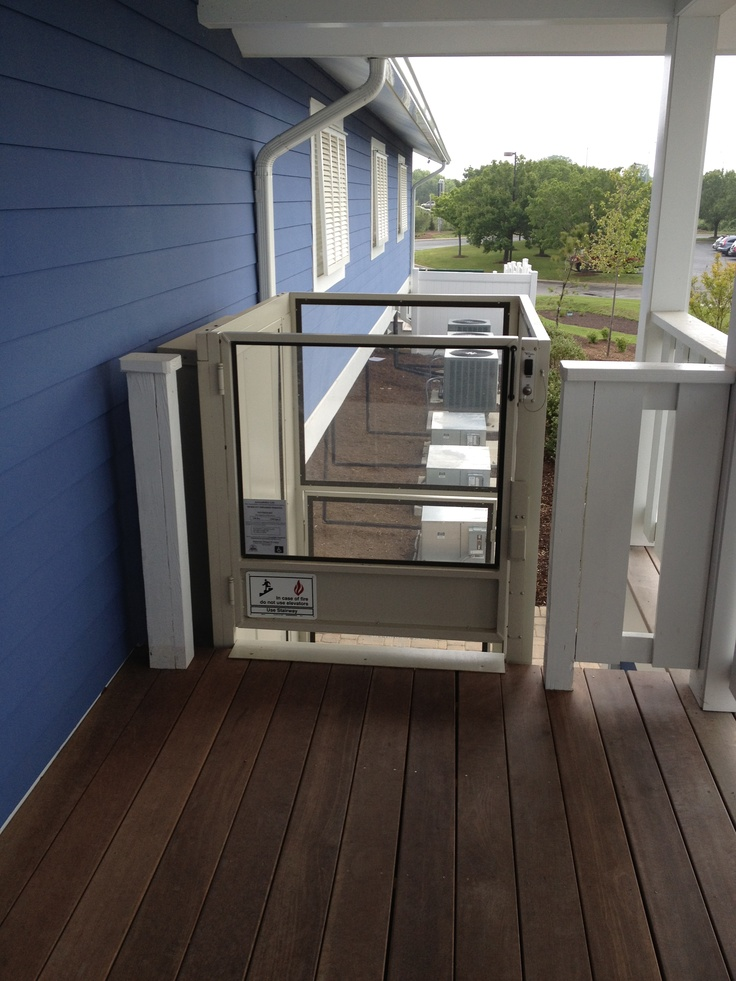 Exterior Wheelchair Lifts Images Reverse Search