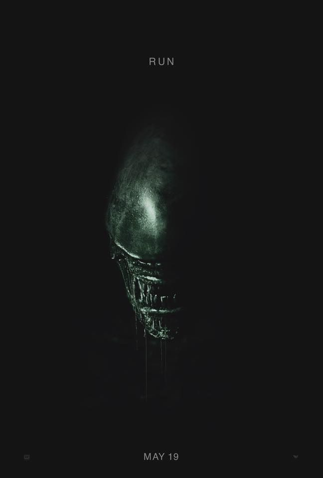 Alien: Covenant, release date May 19!