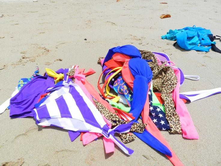 Life's just... Peaches  Bikini, Summer, Beach, Fashion, Girls