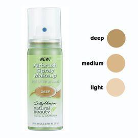 Spray meikkivoide - Sally Hansen Airbrush Spray Makeup LIGHT 9,90
