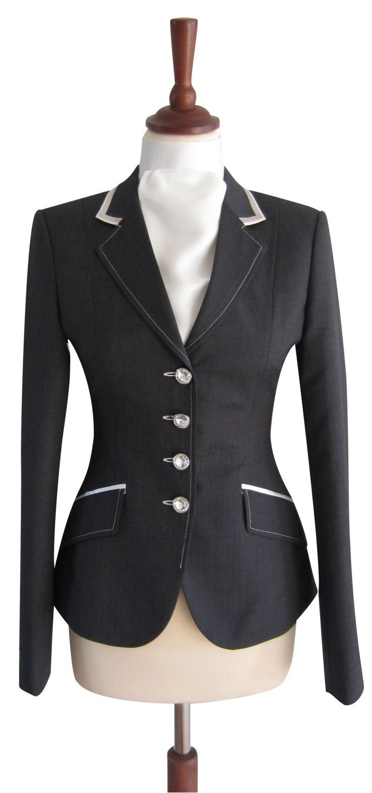 Juuls Jackets -  Show Jacket / Riding Jacket for women - Horses