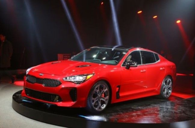 2019 Kia Stinger Gt Plus Design Price And Release Date Future
