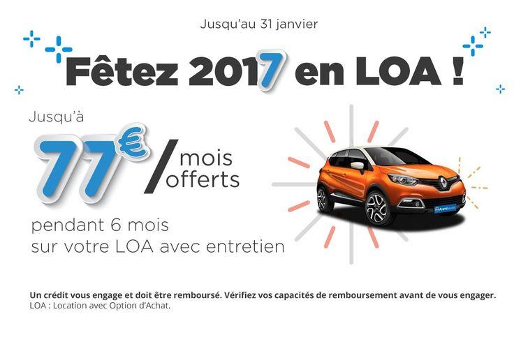 #AW @aramisauto ➠ [ #AUTO ] Fêtez 2017 en #LOA avec #Aramisauto ! Toutes les #voitures neuves et d'occasion LOA ➠ http://tidd.ly/a88ebb44