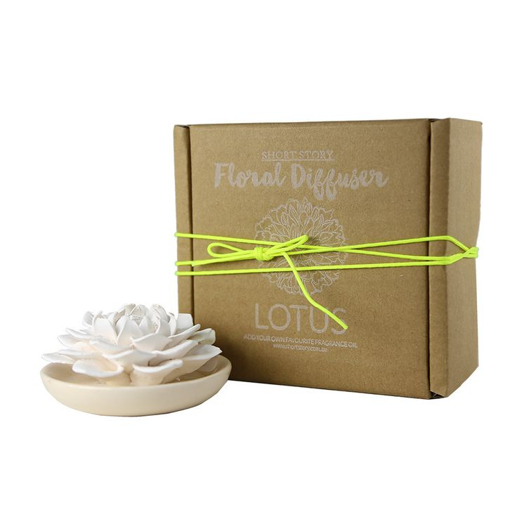 Flower Diffuser- Lotus – Equilibrium Natural Collections