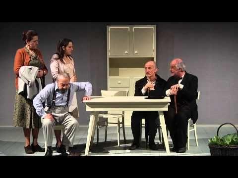 """#video de """"Le voci di dentro"""" regia di Toni #Servillo. Al #Teatro Storchi di #Modena dal 6 al 9 febbraio 2014"""