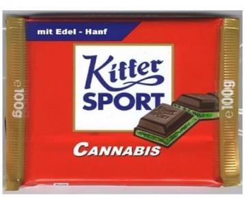Cannabis. Mit Edel-Hanf