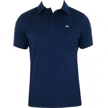 Armani EA7 Golf Tech Polo Blue Notte - SS13