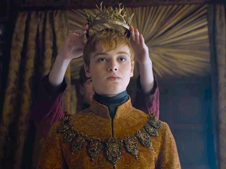 The boy king Tommen Baratheon had a trying season that ended in his self-defenestration.