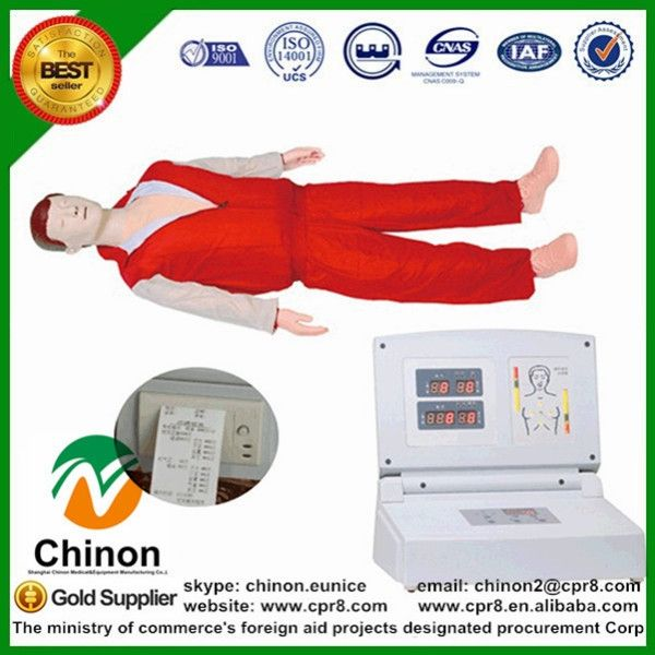442.50$  Watch here - http://alir05.worldwells.pw/go.php?t=32213717368 - BIX/CPR480 advanced adult full body electronic CPR manikin Multifunctional First-aid CPR manikin