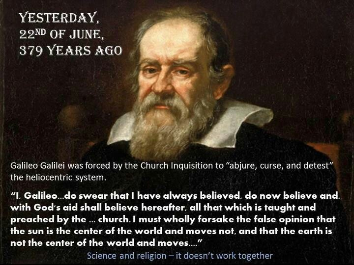 Galileo | Truth quotes, Reason quotes, Infinity quotes
