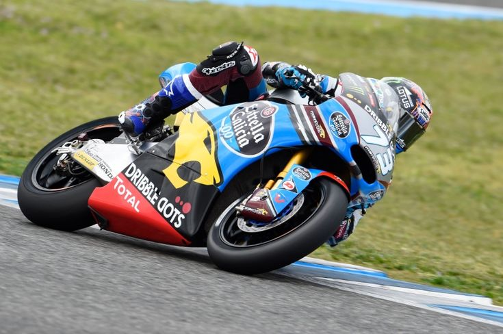 Alex Marquez, Jerez Moto2/3 Test March 2015