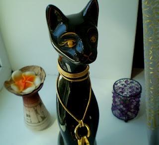 Egyptian kitty