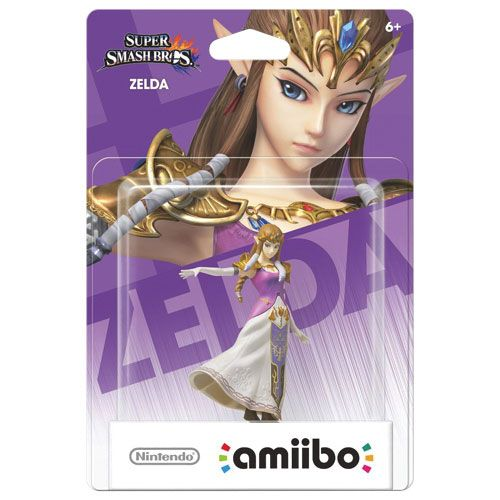 amiibo Super Smash Bros Zelda