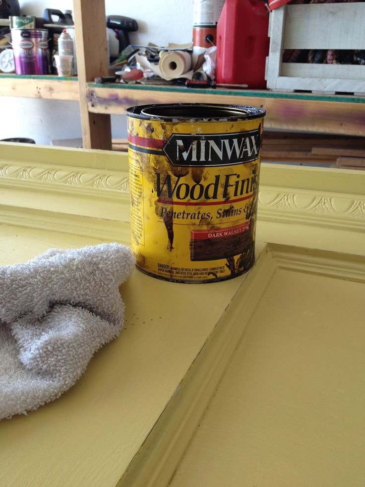 Use this stain for distressed furniture