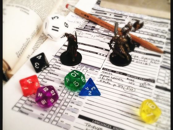 Support this.  Dungeons & Dragons: A Documentary.  A game that changed the world.
