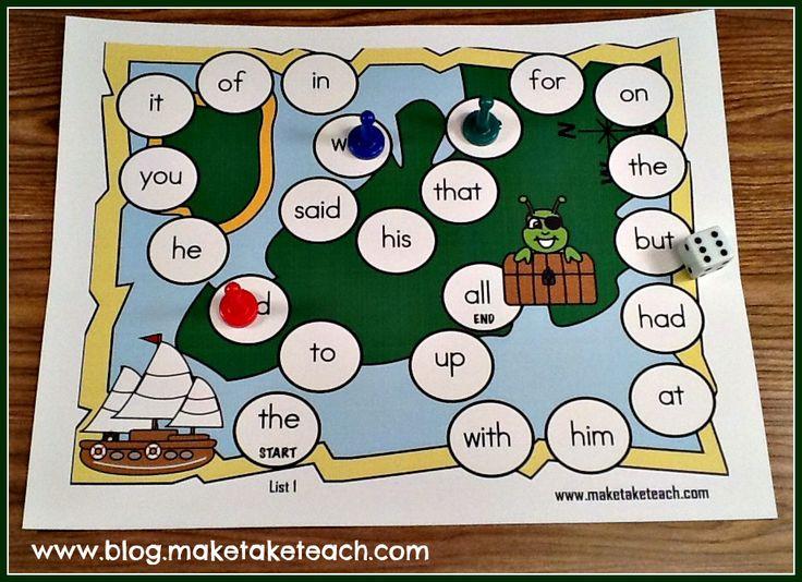Leer de leerlingen via de bordspel woorden gebruiken die ze net geleerd hebben. Laat ze er een zin mee maken. Is de betekenis duidelijk ? Dan pas mag je de volgende keer een stap vooruit.