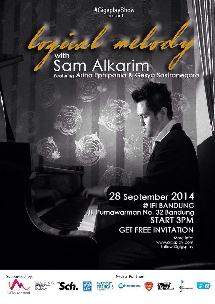 Logical Melody with Sam Alkarim
