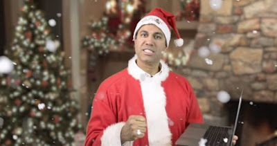 Siri's World Presents The Dissenting Opinion: You're A Mean One, Ajit Pai