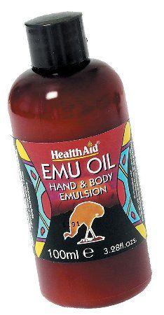 Emu Oil Hand & Body Lotion