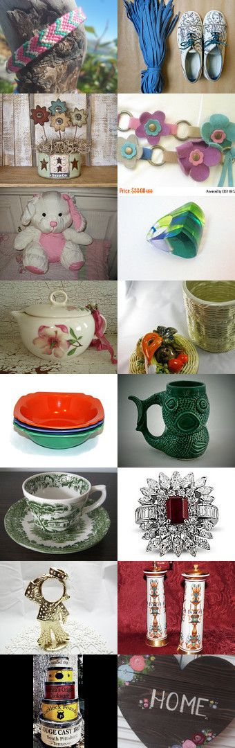 Just Becuase by Dee NewEnglandReflections on Etsy--Pinned+with+TreasuryPin.com