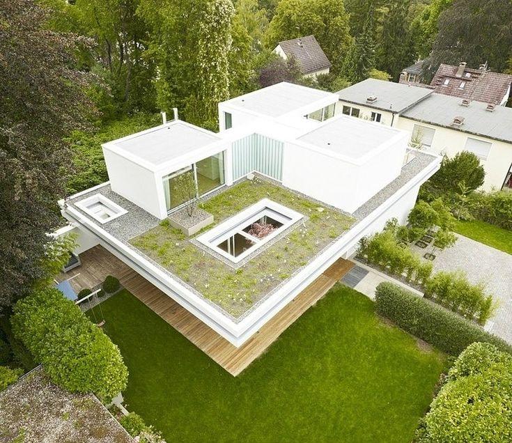 House S by Christ.Christ Associated Architects | Mat Watts | Home AdoreCubierta ajardinada epdm resitrix totalmente adherida. Más información en www.socyr.com 00349627123
