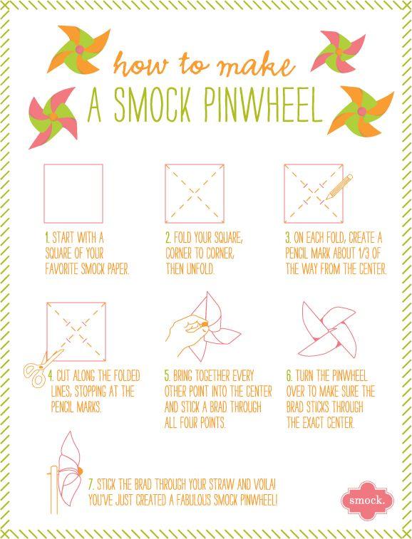 #DIY #pinwheels