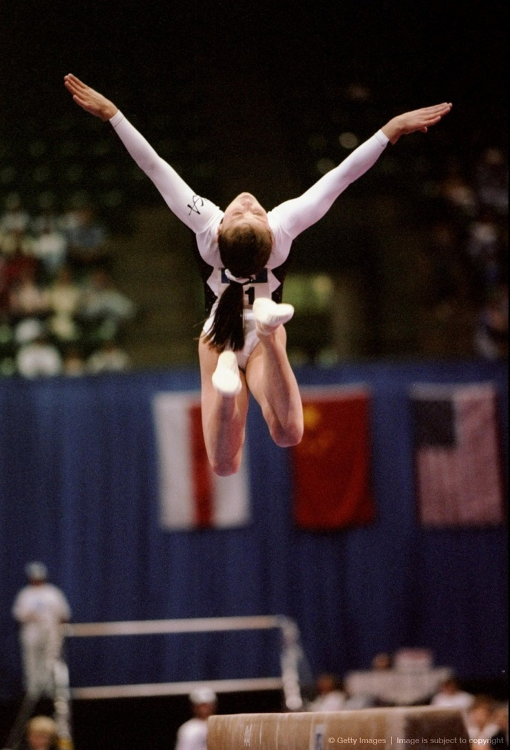 a look at five facts about dominique moceanu Here's a closer look at her life gymnast dominique dawes won the team gold with the magnificent seven in 1996 she's earned many more honors, too here's a closer look at her life.