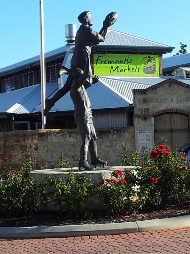 Fremantle, Western Australia.