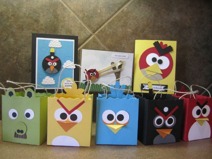 cute angry birds