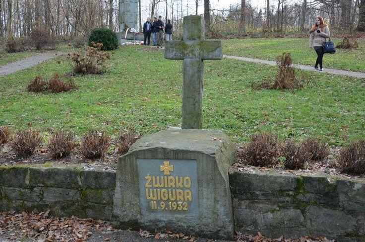 Żwirkowisko, miejsce śmierci Żwirki i Wigury