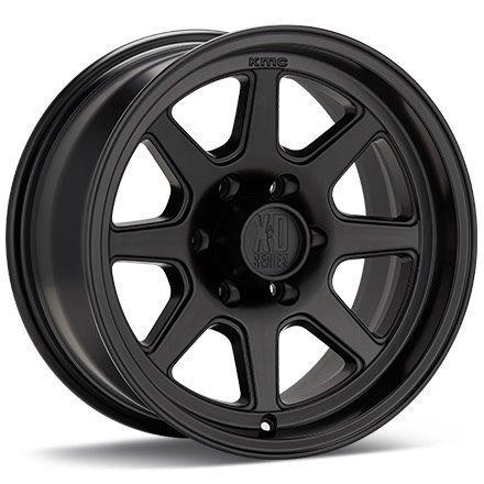 4 16 inch XD301 16x8 Black Toyota 4wd Tacoma 6 Lug Rims 6x5.5 XD30168060700 #XDSeries