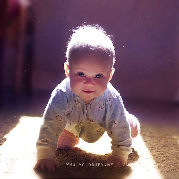 Louise .  Photographer: Andrew Volobuev: Andrew Volobuev, Baby Pics